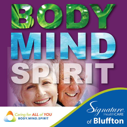 Bluffton Nursing Home Brochure